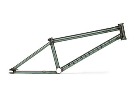"We The People Patrol frame  - Translucent Racing Green - 21.5"" TT"